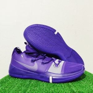 Nike Kobe Bryant AD Exodus TB Purple Basketball
